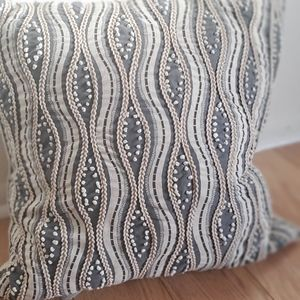 Celerie Handcrafted Throw Pillow